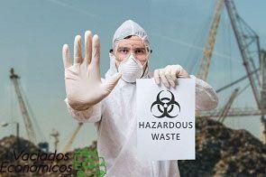 Servicios de residuos especiales de siniestros y diogenes