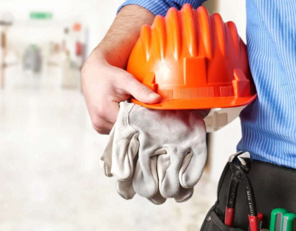 seguridad laboral de los operarios