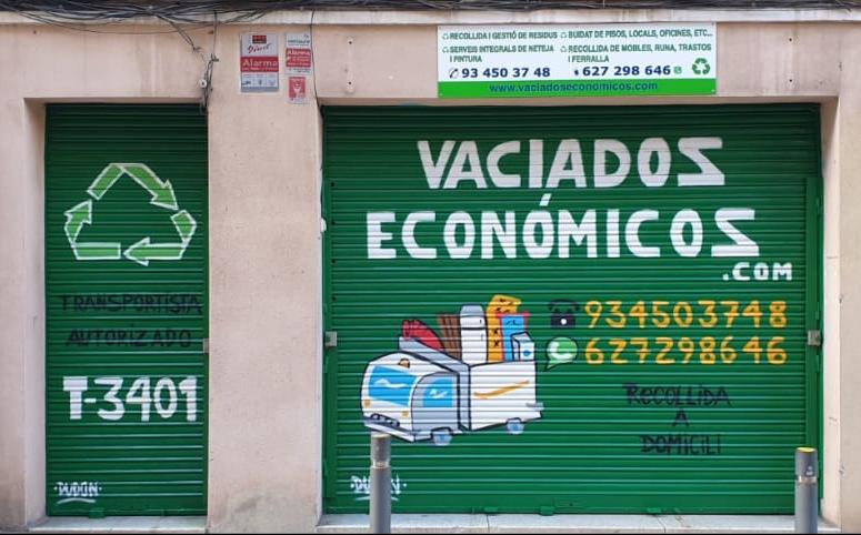Empresa Vaciados Económicos